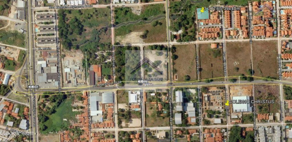 Terreno no bairro José de Alencar a vanda