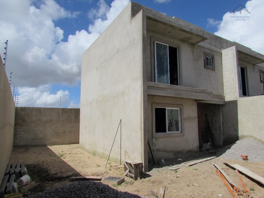 Casa de esquina no José de Alencar