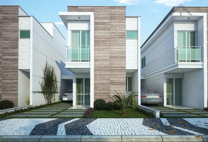 Casas em Condomínio a venda no Eusébio