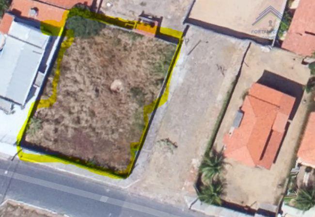 Terreno residencial à venda, Engenheiro Luciano Cavalcante, Fortaleza.
