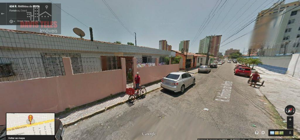 Casa  residencial para locação, São Gerardo, Fortaleza.