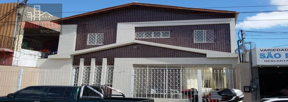 Apartamento residencial para locação, Jardim Iracema, Fortaleza - AP0010.