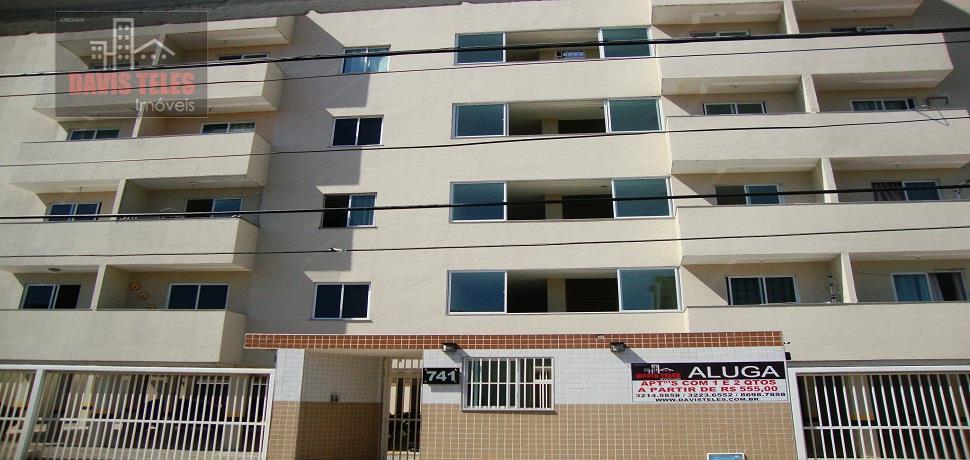 Apartamento residencial para locação, Monte Castelo, Fortaleza - AP0027.