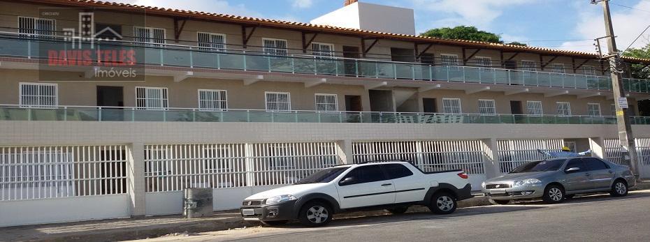 Apartamento residencial para locação, Parquelândia, Fortaleza - AP0043.