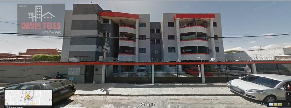 Apartamento  com 2 quartos há 500 metros da Av. Cel. Carvalho, Jardim Iracema, Fortaleza!