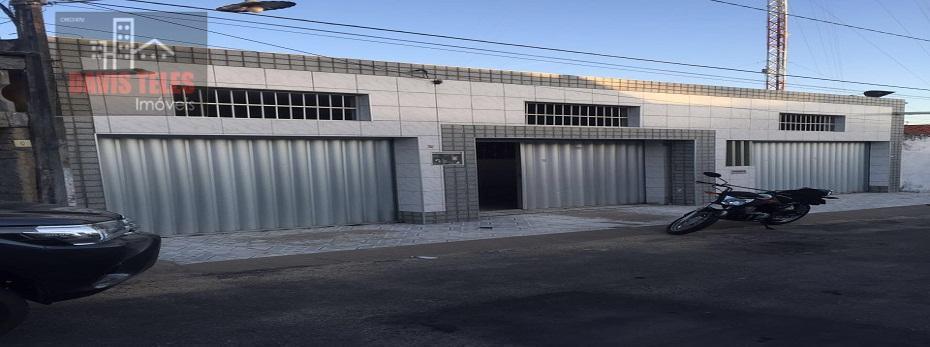 Casa c/ 4 quartos (sendo 3 suítes), 3 vagas de garagem, Nova Assunção, Fortaleza/Ce