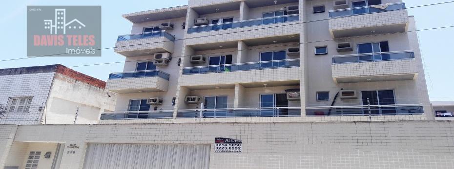 Apartamento  há menos de 1km da Av. Beira Mar, Fortaleza.
