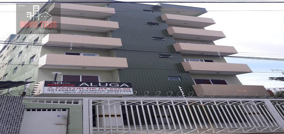 Apartamento 2 quartos residencial para locação, Monte Castelo, Fortaleza.