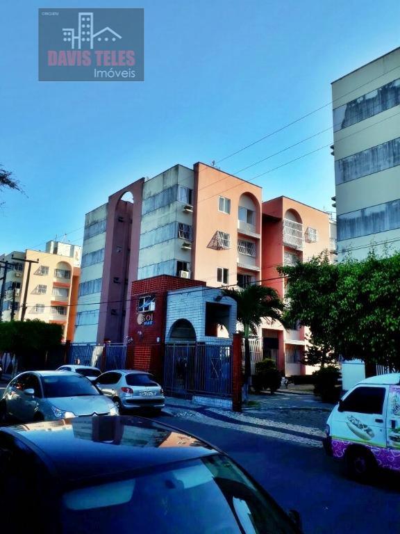 Apartamento residencial para locação com 03 quartos (sendo 1 ste), Tabapuá, Caucaia.