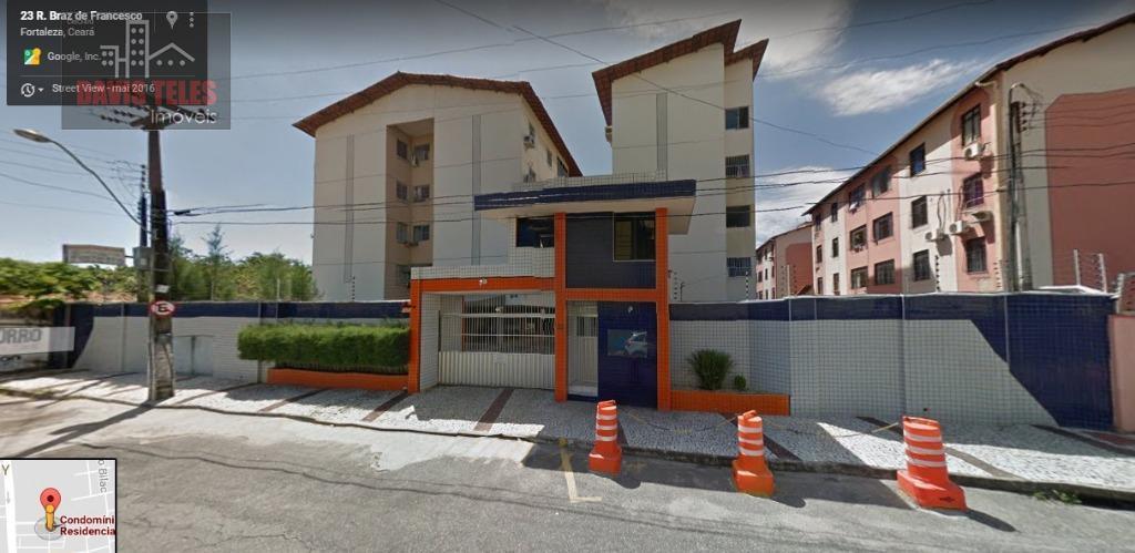 Apartamento próximo ao RioMar, Presidente Kennedy, Fortaleza.