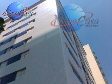 Apartamento residencial à venda, Canto do Forte, Praia Grande - AP3296.