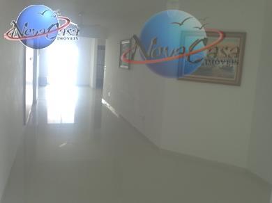 Apartamento residencial à venda, Aviação, Praia Grande - AP3297.