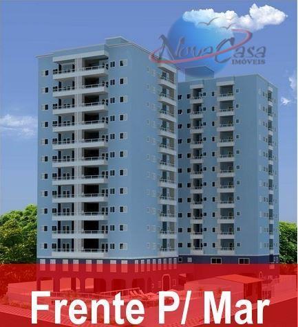 Apartamento Frente ao Mar na Vila Mirim, Últimas unidades!
