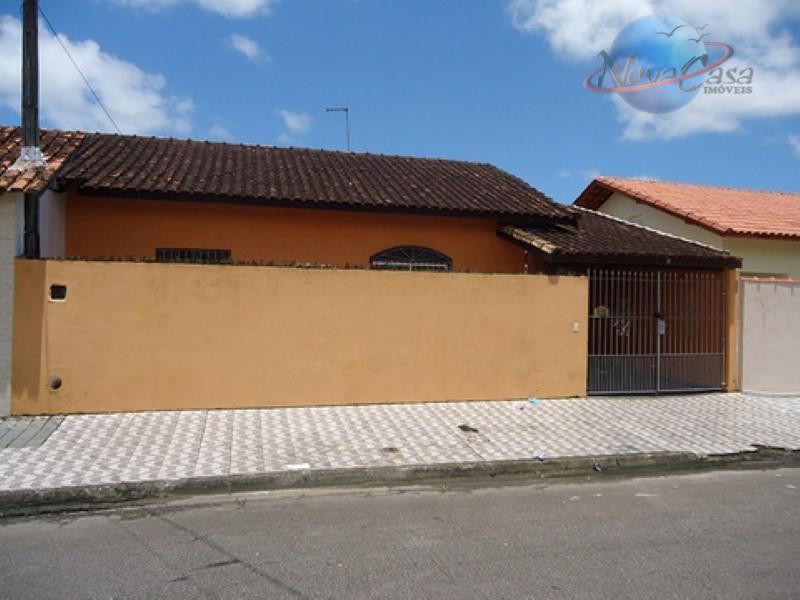Excelente casa geminada 2 dormitórios com garagem no Caiçara - Aceita CEF