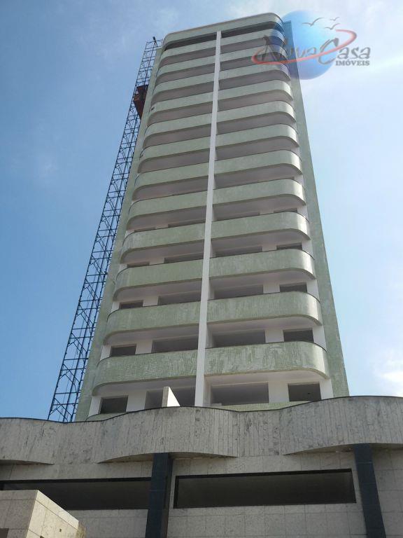 Apartamento residencial à venda, Cidade Ocian, Praia Grande - AP3377.