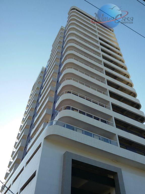 Apartamento residencial à venda, Canto do Forte, Praia Grande - AP3174.