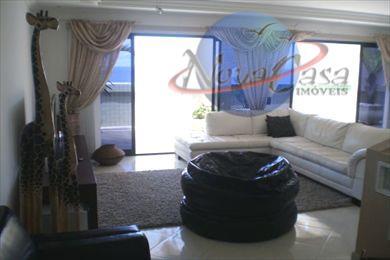 Apartamento Duplex 4 dormitórios, Canto do Forte, Praia Grande