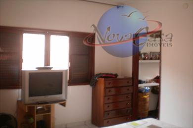nova casa imóveis - casa isolada na praia grande vila mirim - imóvel bem amplo e...