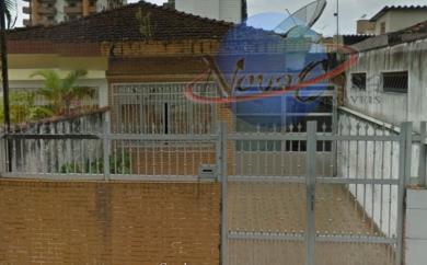Casa 3 Dormitórios, Vila Guilhermina, Praia Grande - CA0209.