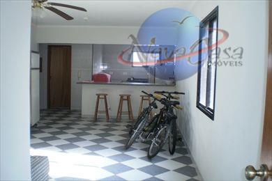 Apartamento 2 dormitórios, Vila Mirim, Praia Grande