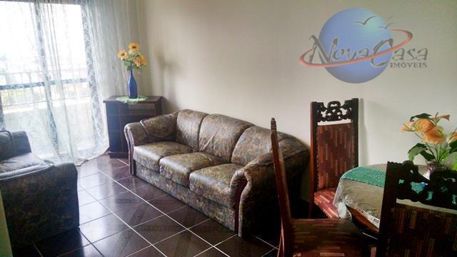 Apartamento 2 dormitórios, Vila Caiçara, Praia Grande - Nova Casa