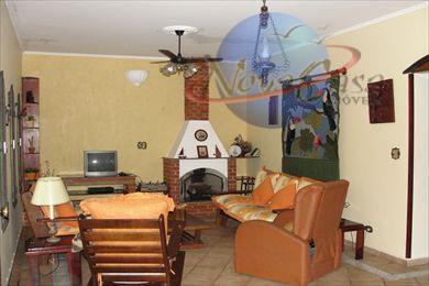 Casa 3 Dormitórios, Vila Caiçara na Praia Grande