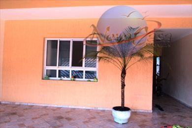 Casa 2 dormitórios, Boqueirão, Praia Grande