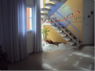 nova casa imóveis sua imobiliária na praia - casa isolada no balneário florida na praia grande...
