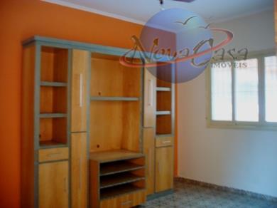 Casa 2 Dormitórios, Vila Caiçara, Praia Grande.