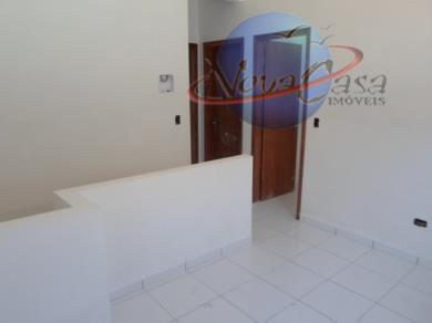 Casa 2 Dormitórios, Parque das Américas, Praia Grande - CA1826.