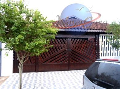 Casa 2 Dormitórios, Vila Mirim na Praia Grande.