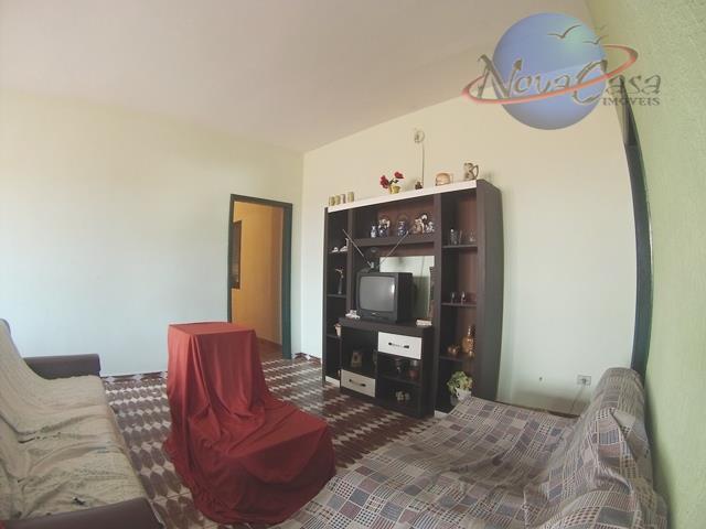 Sobrado 3 Dormitórios, Vila Mirim, Praia Grande