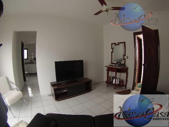 Apartamento 1 dormitório, Vila Caiçara, Praia Grande