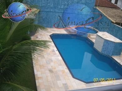 Casa 3 Dormitórios suítes, Balneário Flórida, Praia Grande