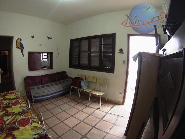 Casa 2 Dormitórios, Vila Mirim, Praia Grande.