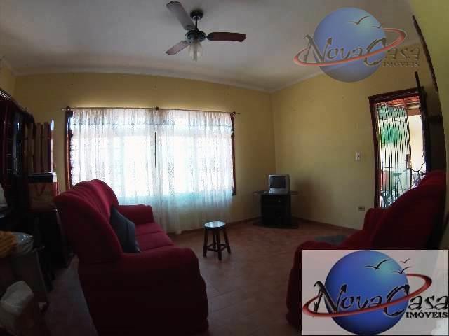 Casa 3 dormitórios, Balneário Maracanã, Praia Grande