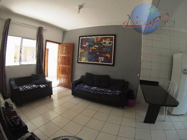 Sobrado 2 dormitórios, Vila Mirim, Praia Grande