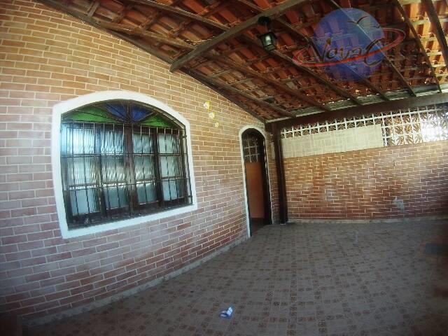 Casa 2 Dormitórios, Jardim Real, Praia Grande.