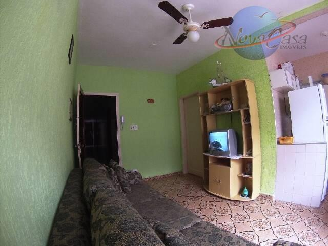 Apartamento 1 Dormitório, Vila Mirim, Praia Grande
