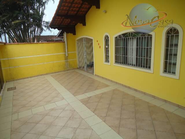 Casa 3 dormitórios, Jardim Real, Praia Grande