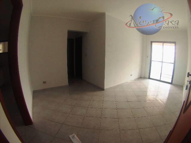 Apartamento 2 dormitórios na Praia Grande Cidade Ocian.