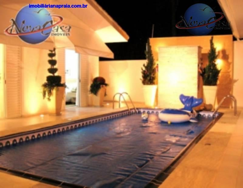 Casa 3 dormitórios, Balneário Flórida na Praia Grande