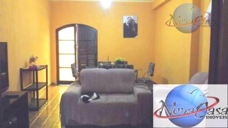 Casa Isolada 2 dormitórios, Vila Mirim, Praia Grande.