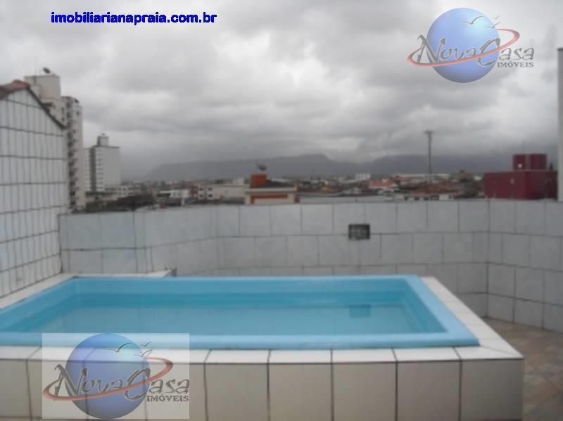 Apartamento 3 dormitórios, Vila Tupi, Praia Grande - AP5681