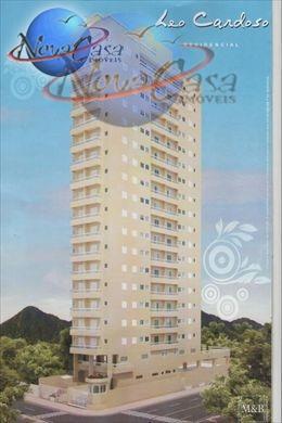 Apartamento 3 dormitórios, Campo da Aviação, Praia Grande - AP0981