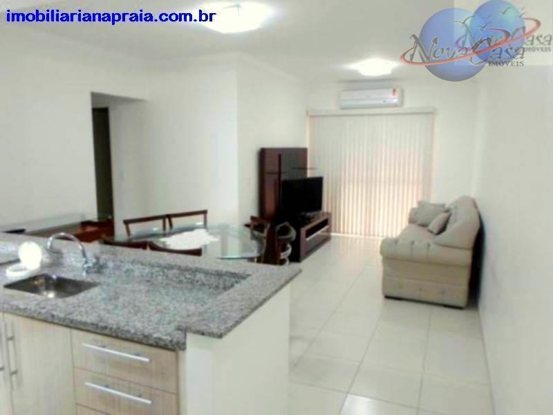 Apartamento 3 Dormitórios, Vila Mirim na Praia Grande