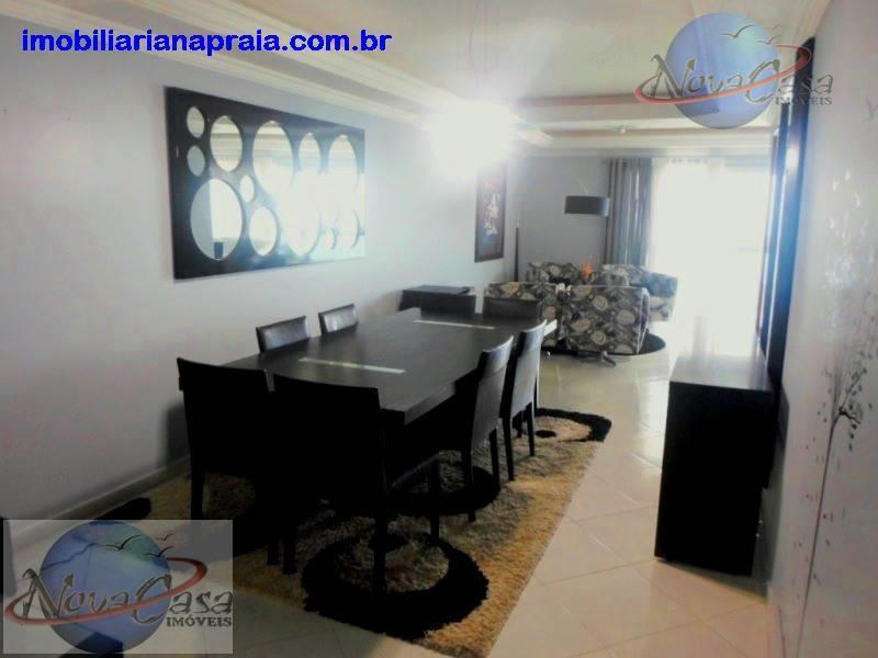 Apartamento 3 dormitórios, Campo da Aviação, Praia Grande - AP2173