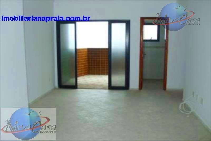 Apartamento 3 Dormitórios, Vila Guilhermina, Praia Grande - AP0311.