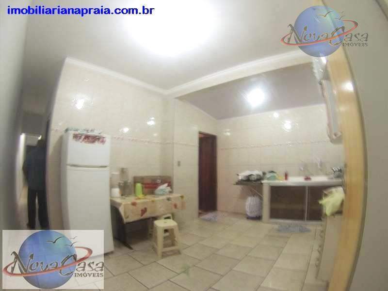 Casa 4 Dormitórios, Vila Mirim Praia Grande