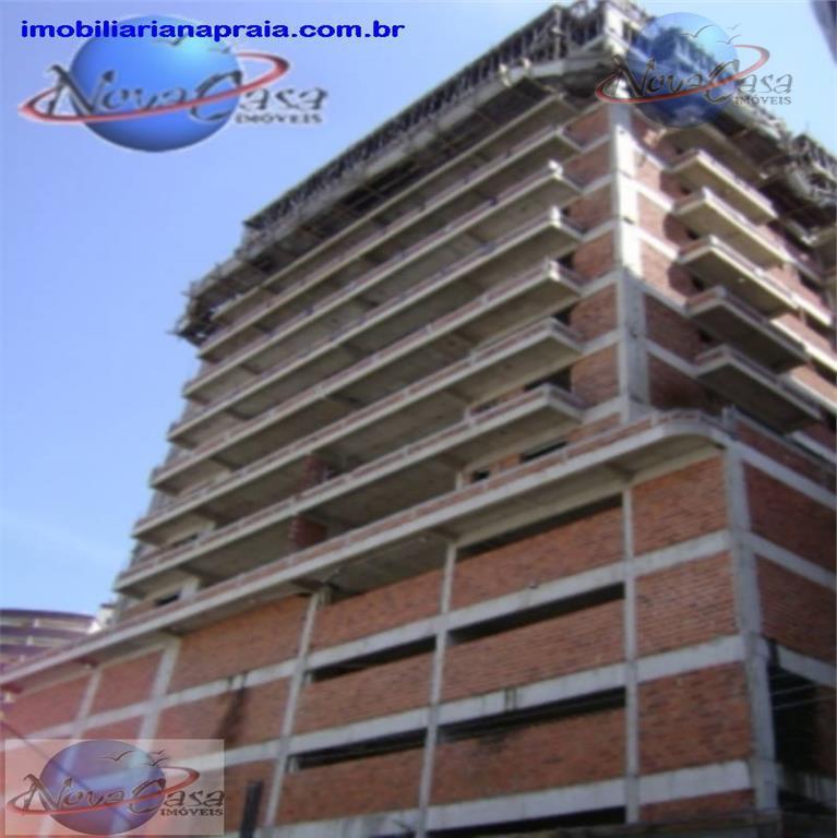 Apartamento 3 dormitórios, Vila Guilhermina, Praia Grande - AP1240